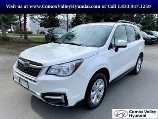 Used 2018 Subaru Forester 2.5i Convenience CVT for sale in Courtenay, BC