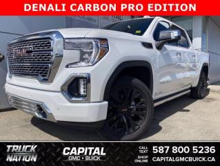New 2021 GMC Sierra 1500 Crew Cab Denali for sale in Edmonton, AB