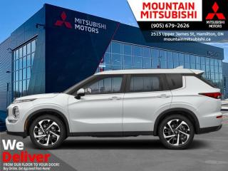 New 2022 Mitsubishi Outlander GT for sale in Mount Hope (Hamilton), ON