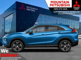 New 2022 Mitsubishi Eclipse Cross ES  -  Heated Seats for sale in Mount Hope (Hamilton), ON