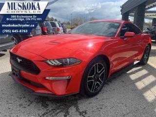 Used 2018 Ford Mustang EcoBoost Premium Fastback for sale in Bracebridge, ON