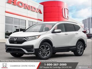 New 2021 Honda CR-V EX-L REARVIEW CAMERA | HONDA SENSING TECHNOLOGIES | APPLE CARPLAY™ & ANDROID AUTO™ for sale in Cambridge, ON