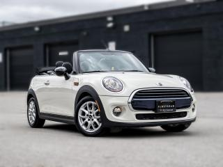 Used 2017 MINI Cooper CONVERTIBLE CONVERTIBLE I NO ACCIDENT for sale in Toronto, ON