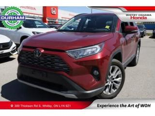 Used 2019 Toyota RAV4 AWD LIMITED for sale in Whitby, ON