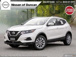 New 2021 Nissan Qashqai SV for sale in Duncan, BC
