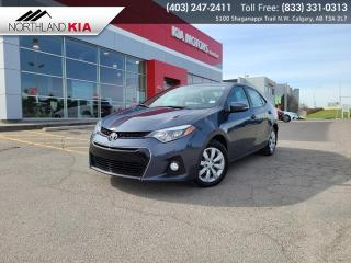 Used 2016 Toyota Corolla S HEATED SEATS, BACKUP CAMERA for sale in Calgary, AB