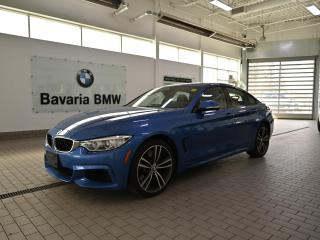 Used 2017 BMW 4 Series 440i xDrive Gran Coupe for sale in Edmonton, AB
