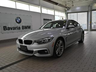 Used 2018 BMW 4 Series 440i xDrive Gran Coupe for sale in Edmonton, AB