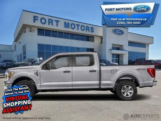 New 2021 Ford F-150 XLT  - $418 B/W for sale in Fort St John, BC