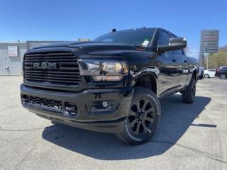 New 2021 RAM 2500 Big Horn | NIGHT EDITION | GAS | TOWING TECH GROUP for sale in Listowel, ON