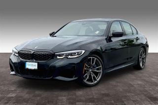 Used 2020 BMW M340i xDrive Sedan for sale in Langley, BC