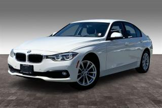 Used 2017 BMW 328 d xDrive Sedan for sale in Langley, BC