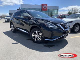 New 2021 Nissan Murano SV for sale in Midland, ON