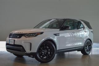 Used 2018 Land Rover Discovery HSE LUXURY for sale in Langley City, BC