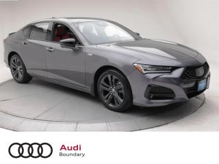 Used 2021 Acura TLX SH-AWD A-Spec for sale in Burnaby, BC