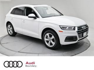 Used 2020 Audi Q5 45 2.0T Progressiv quattro 7sp S Tronic for sale in Burnaby, BC