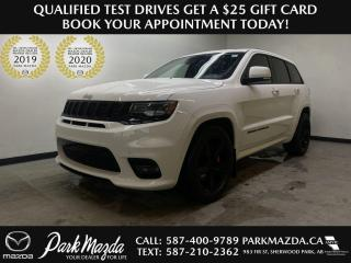 Used 2017 Jeep Grand Cherokee SRT for sale in Sherwood Park, AB