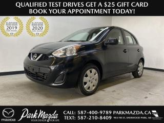 Used 2016 Nissan Micra SV for sale in Sherwood Park, AB