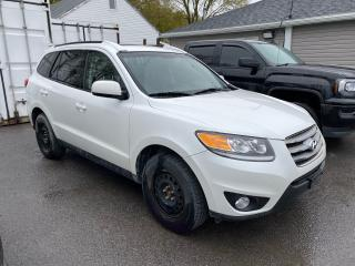Used 2012 Hyundai Santa Fe GL SPORT - V6 - 3500LB Towing - 2 Sets of Tires! for sale in Kingston, ON