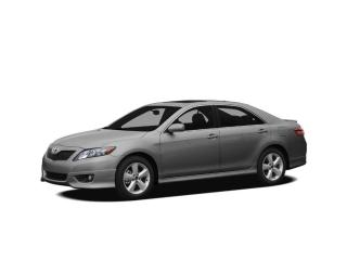 Used 2010 Toyota Camry for sale in Sarnia, ON