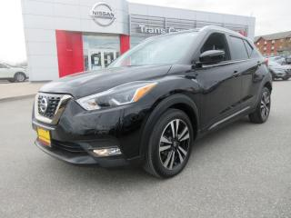 Used 2019 Nissan Kicks for sale in Peterborough, ON