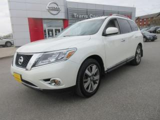 Used 2016 Nissan Pathfinder for sale in Peterborough, ON