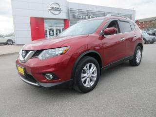 Used 2016 Nissan Rogue for sale in Peterborough, ON