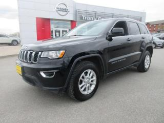 Used 2018 Jeep Grand Cherokee Laredo for sale in Peterborough, ON
