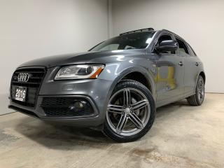 Used 2016 Audi Q5 2.0T Progressiv for sale in Owen Sound, ON