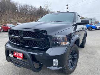 Used 2016 RAM 1500 EXPRESS 4X4 for sale in Pembroke, ON