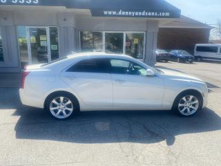 Used 2013 Cadillac ATS AWD for sale in Mississauga, ON