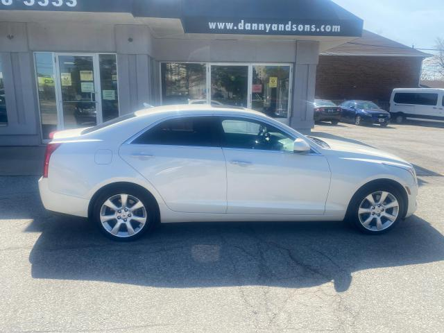 2013 Cadillac ATS AWD