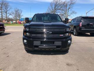 Used 2016 Chevrolet Silverado 2500 DURAMAX for sale in Hamilton, ON