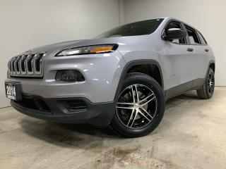 Used 2014 Jeep Cherokee Sport for sale in Owen Sound, ON
