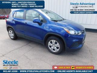 Used 2017 Chevrolet Trax LS- AUTO- POWER WINDOWS- LOCKS -ONE OWNER Low low Payment for sale in Kentville, NS