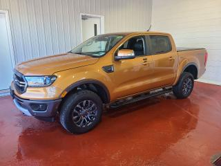 Used 2020 Ford Ranger Lariat Sport Crew 4x4 for sale in Pembroke, ON