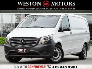 Used 2017 Mercedes-Benz Metris SHELVING*BLUETOOTH*REVERSE CAMERA*POWER GROUP for sale in Toronto, ON