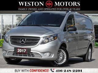 Used 2017 Mercedes-Benz Metris BLUETOOTH*REVERSE CAMERA*NAVI*BLIND SPOT MONITORS for sale in Toronto, ON