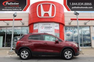Used 2014 Chevrolet Trax LT - FREE WINTER TIRES INCLUDED - for sale in Sudbury, ON