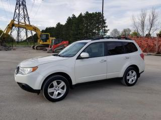 Used 2010 Subaru Forester Limited for sale in Scarborough, ON