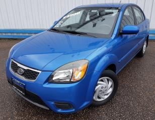 Used 2010 Kia Rio LX *HEATED SEATS* for sale in Kitchener, ON