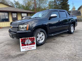 Used 2008 Chevrolet Avalanche for sale in Glencoe, ON
