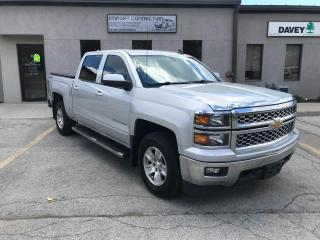 Used 2015 Chevrolet Silverado 1500 LT 4X4,MINT CONDITION,NO ACCIDENTS,CERTIFIED! for sale in Burlington, ON