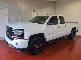 Used 2018 Chevrolet Silverado 1500 Z71 Double Cab 4X4 for sale in Pembroke, ON