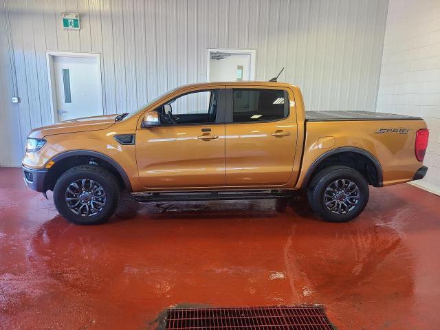 2020 Ford Ranger Lariat Sport Crew 4x4 Photo2