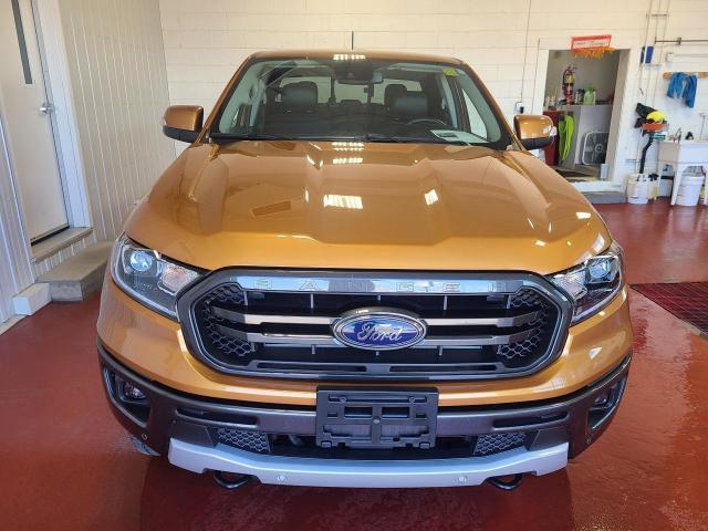 2020 Ford Ranger Lariat Sport Crew 4x4 Photo5