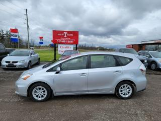 Used 2013 Toyota Prius v for sale in London, ON