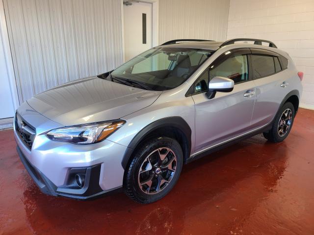 2018 Subaru Crosstrek Sport AWD with Eye Sight
