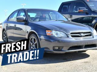Used 2007 Subaru Legacy 2.5I for sale in Red Deer, AB
