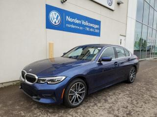 Used 2020 BMW 3 Series 330i xDrive AWD - LEATHER / SUNROOF / NAVI for sale in Edmonton, AB
